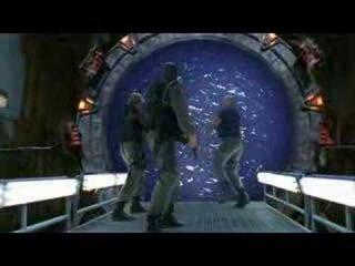 Stargate SG1: Sabre Dance