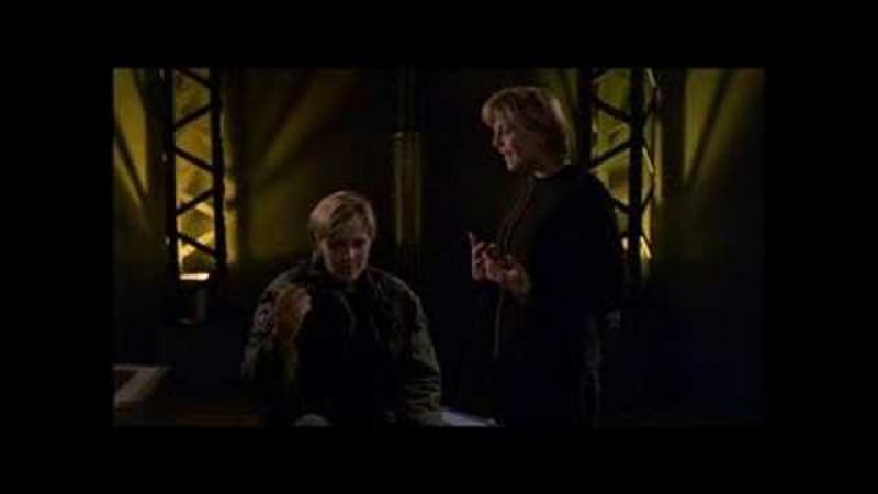 Stargate SG1: Anyplace, anywhere, anytime