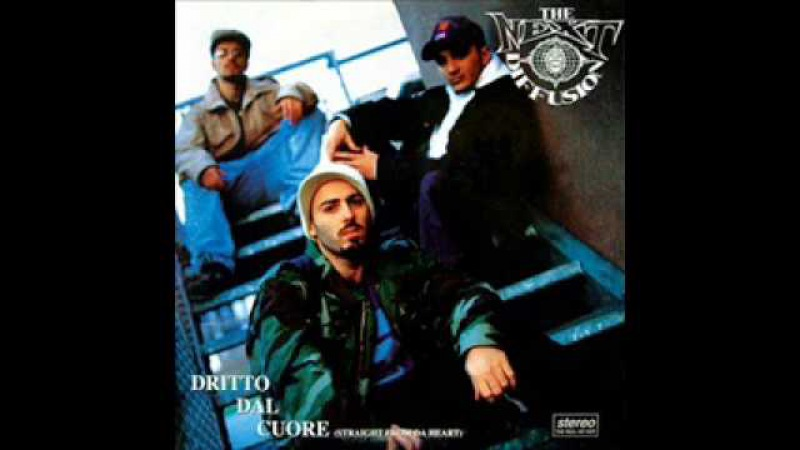 The Next Diffusion - Dritto dal cuore (Straight From Da Heart) - 1995 - Full Album