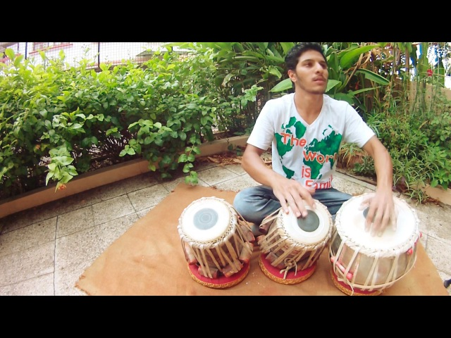 Animals As Leaders - The Woven Web - Tabla Cover