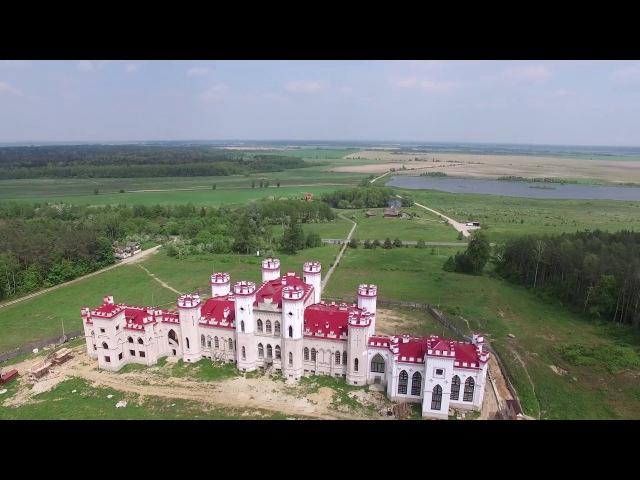 На дроне по Беларуси