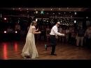 Эпичный танец папы с дочкой на свадьбе