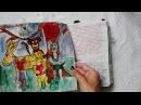Мой личный дневник (очень толстый старичок)