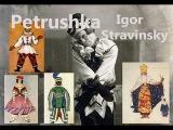 Petrushka Ballet (Parsley),Stravinsky, First Tableau - The Shrovetide Fair