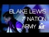 Blake Lewis - 7 Nation Army (Live cover)