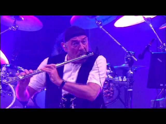 PFM Ian Anderson - Bouree - Live Prog Exhibition