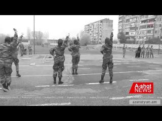 армянский спецназ и дешевый фарс