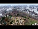 Первый полёт Воронцовский парк Крым Flying over the Park сад Симфероп