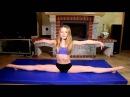 Яра очень красивая и крутая гимнастка