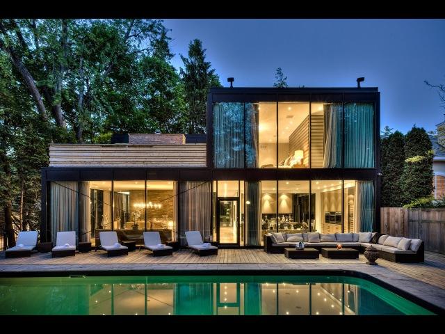 Toronto's $4.2 Million Glass House