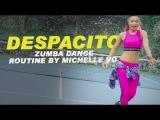 Despacito  Luis Fonsi ft. Daddy Yankee  Zumba Dance Routine by Michelle Vo  Kh