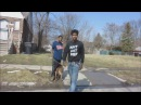 DETROIT AMAZING GHETTO SCENERY/ A TALK WITH A LOCAL