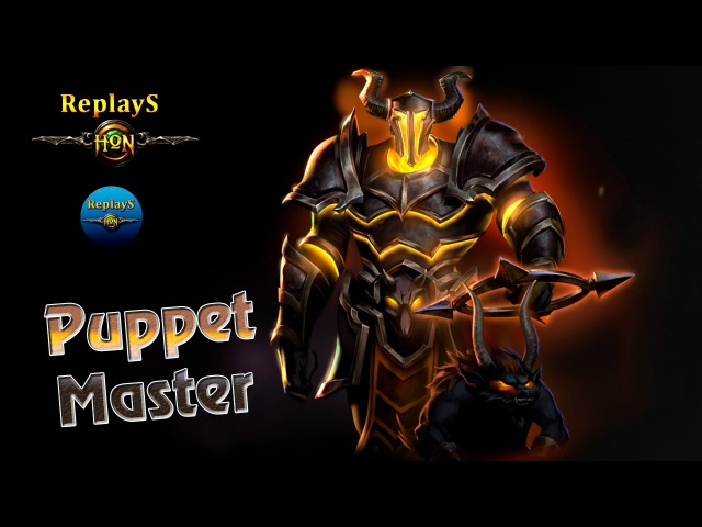 HoN - Puppet_Master - 🇩🇪 BasSix` Diamond I