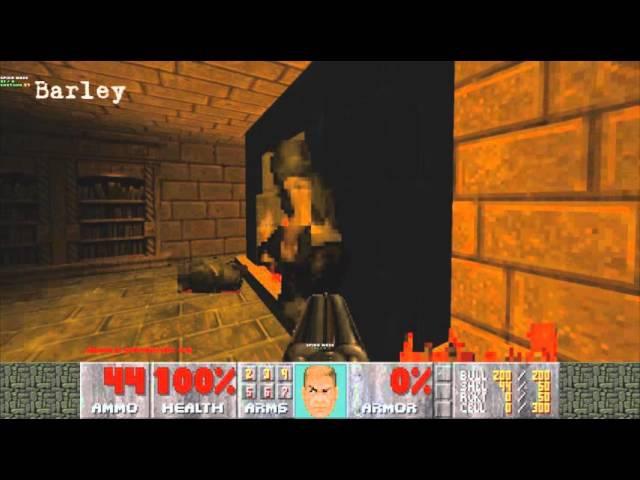 Spike Barley Play - Skulltag: Ghoul's World (Part 1)