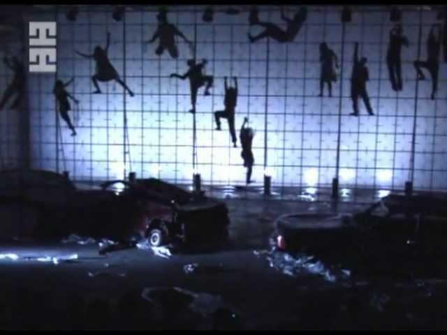 ПЛАТФОРМА - спектакль «Метаморфозы» [ОКОЛОТЕАТР]