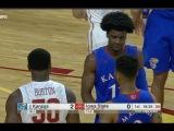 Kansas vs Iowa State basketball 2017 (Jan. 16)