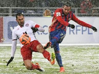 ЦСКА – Амкар 2-2 РФПЛ (06.11.2016) Обзор матча
