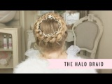 The Halo Braid By SweetHearts Hair