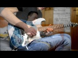 Tribute to Gary Moore - The Loner cover by Florian - Tom Anderson Drop Top Classic