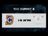 DC vs Wings #1 (bo3) | The Summit 6, 19.11.16