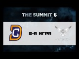 DC vs Wings #2 (bo3) | The Summit 6, 20.11.16