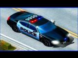 Мультфильм Полицейские Машины и Мобильный Участок на колёсах. Мультики про Машинки. Police Cars