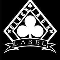Логотип Black Jack Label