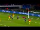Великие матчи. Лига Чемпионов УЕФА 201213. 14 финала (первая игра). Paris Saint-Germain-Barcelona