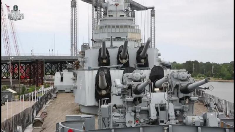 Морские легенды. Второй мировой войны: линкоры, крейсера и эсминцы ВМФ США
