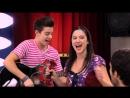 Violetta׃ Luca, Francesca y Federico cantan ¨Ven y canta¨ en italiano
