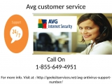 Without any hesitant Call On Avg Customer Service 1-855-649-4961.