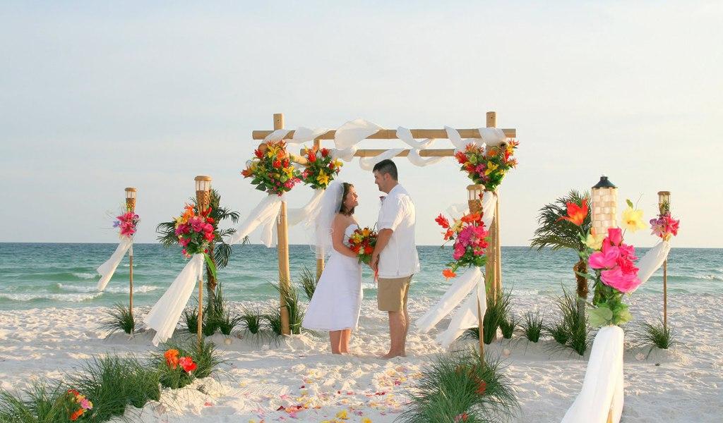 mJAN2V6XjHc - Свадьба на пляже: некоторые нюансы в организации (35 фото)