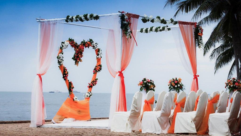 MOox6Qq3BX4 - Свадьба на пляже: некоторые нюансы в организации (35 фото)