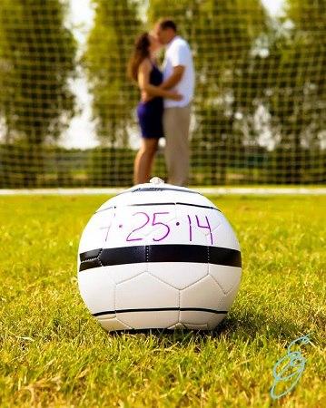 hTaEdnJ1oz8 - Свадьба с футбольной тематикой (24 фото)