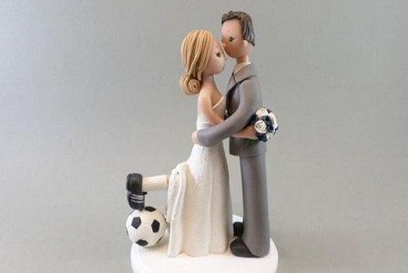 k 0idpTJSFM - Свадьба с футбольной тематикой (24 фото)