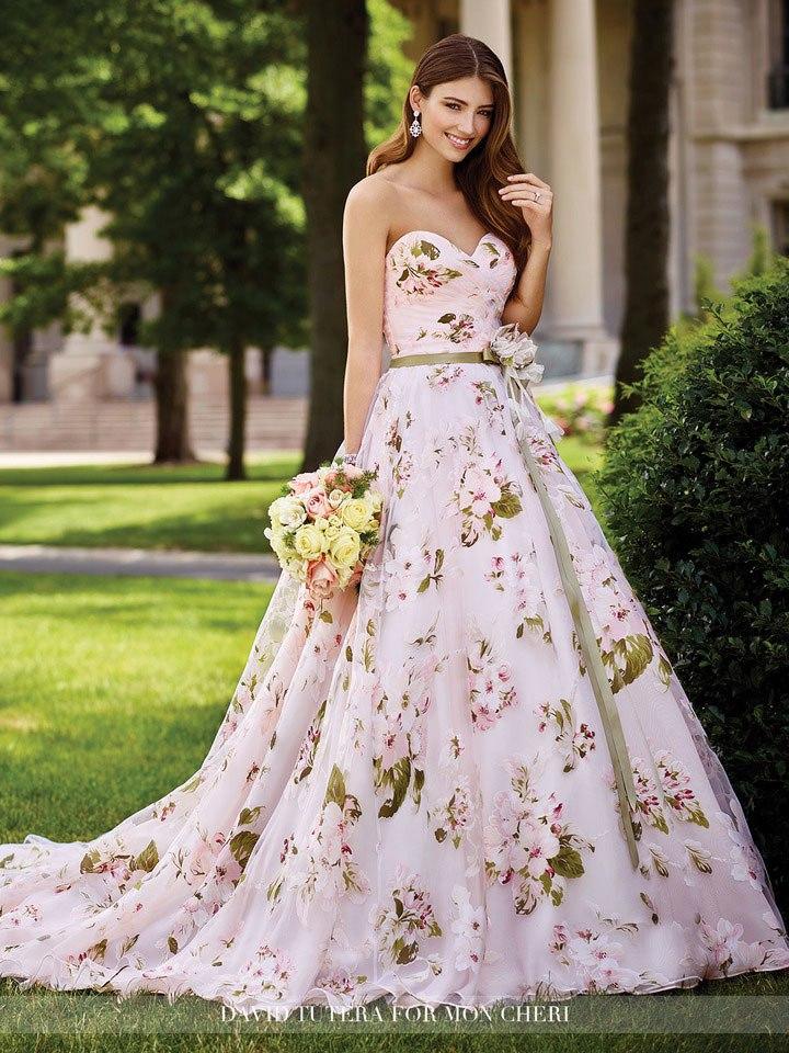 44tR0dUQcf4 - Самые лучшие свадебные платья сезона 2017 (45 фото)