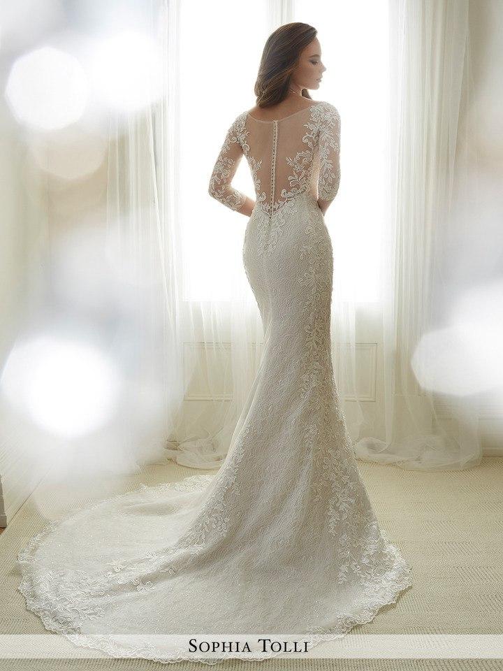 7IY6HINACdI - Самые лучшие свадебные платья сезона 2017 (45 фото)