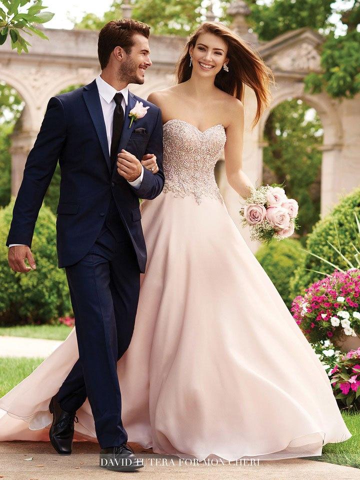 0aUwpQbKzpQ - Самые лучшие свадебные платья сезона 2017 (45 фото)