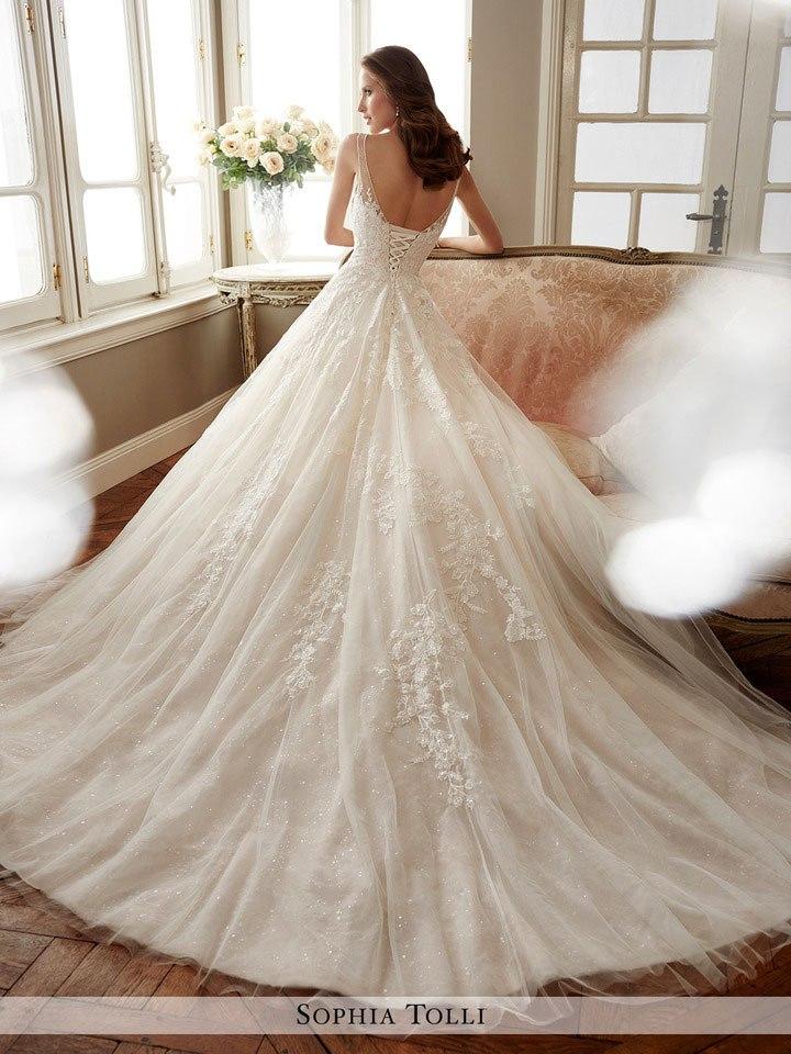 jhGQ1W7 Nio - Самые лучшие свадебные платья сезона 2017 (45 фото)