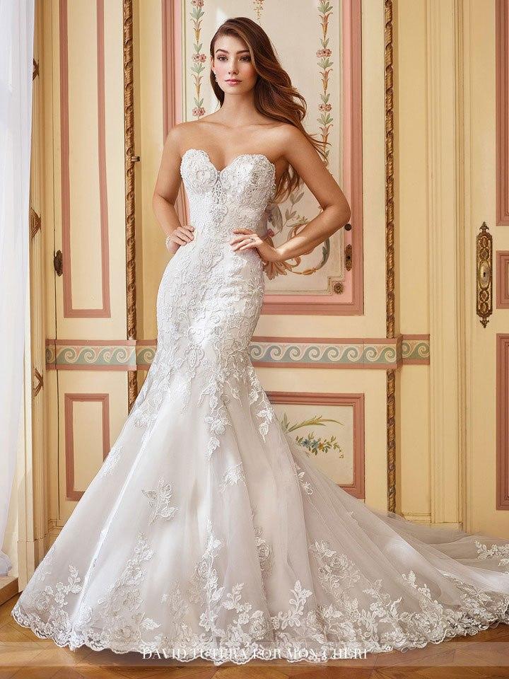 HflteHFcWNY - Самые лучшие свадебные платья сезона 2017 (45 фото)
