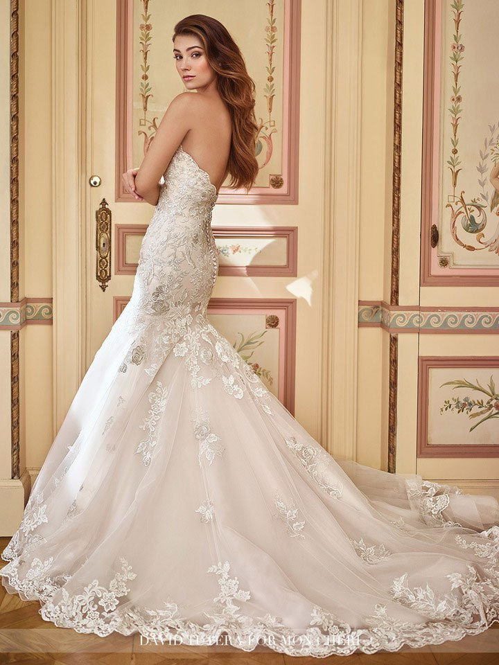 WTm3t6h8lXQ - Самые лучшие свадебные платья сезона 2017 (45 фото)