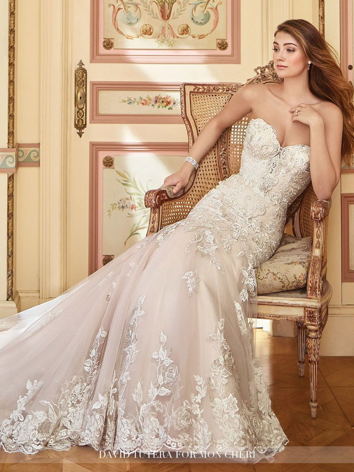 vraGDSeMtio - Самые лучшие свадебные платья сезона 2017 (45 фото)
