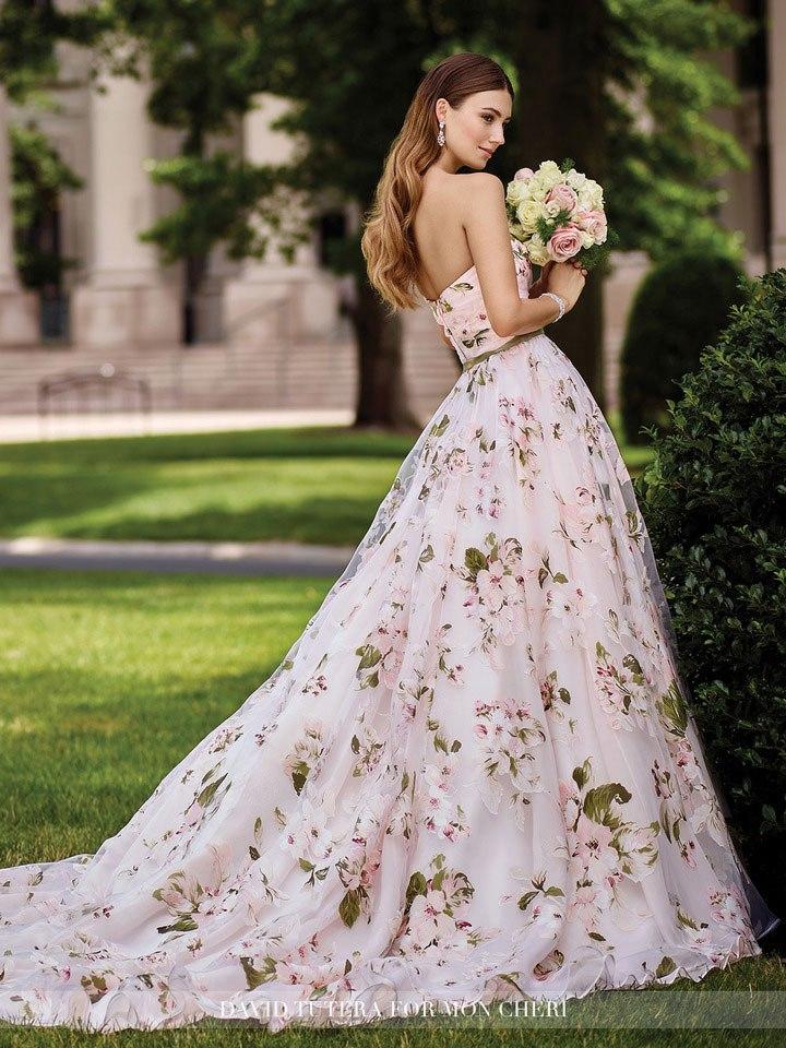 a7QxWPXf0DE - Самые лучшие свадебные платья сезона 2017 (45 фото)