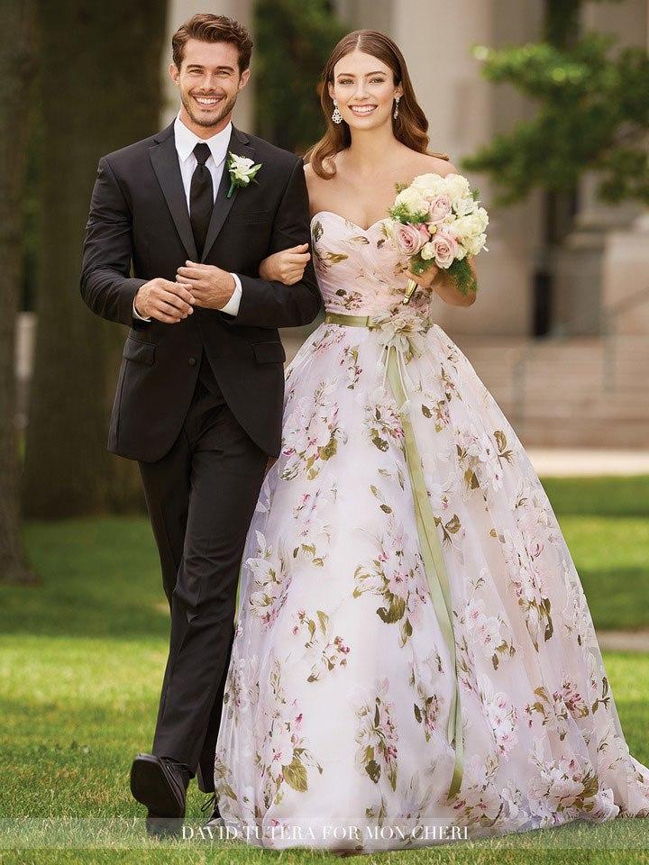 gU86adE7XHw - Самые лучшие свадебные платья сезона 2017 (45 фото)