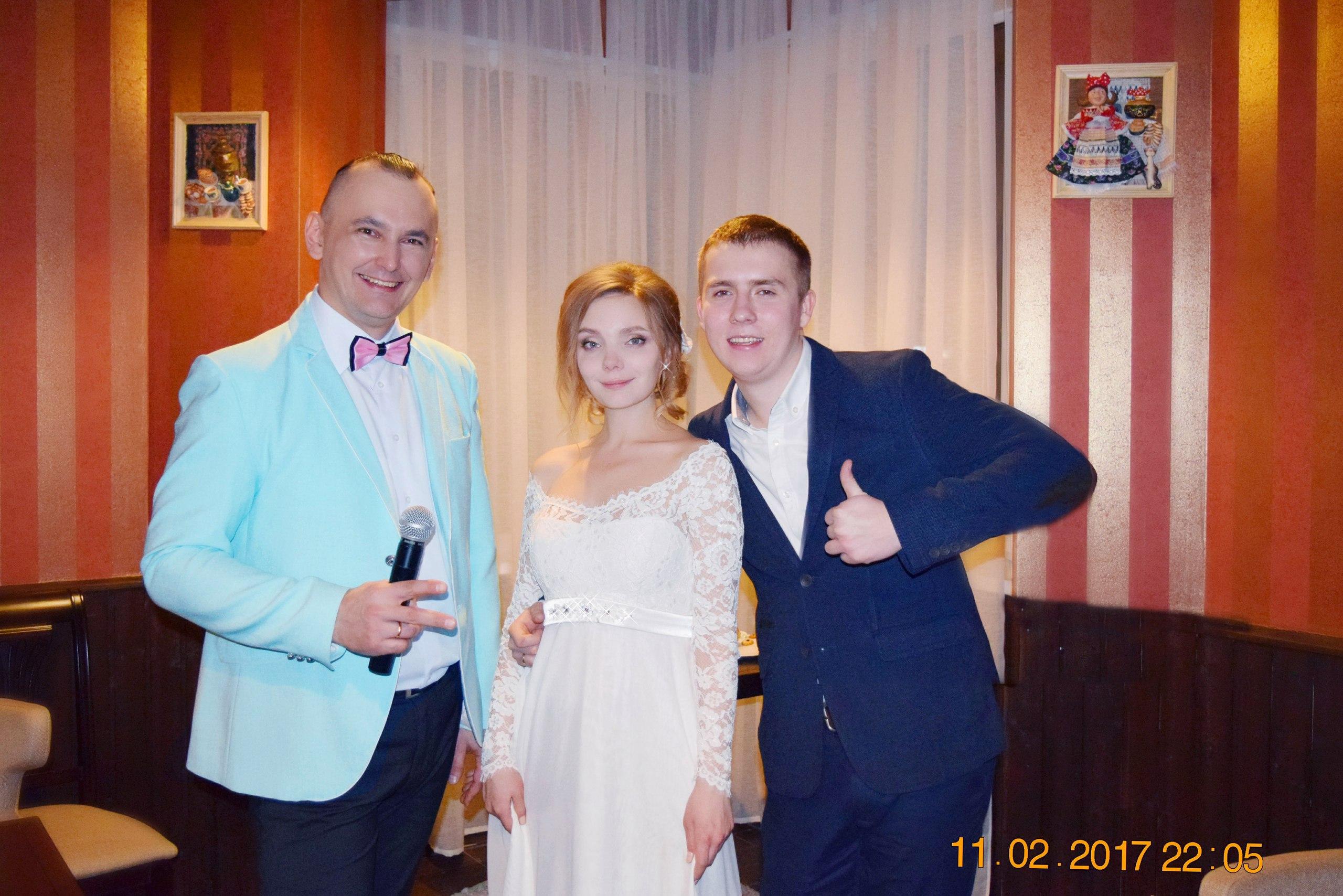 Свадьба Ильи и Дарьи