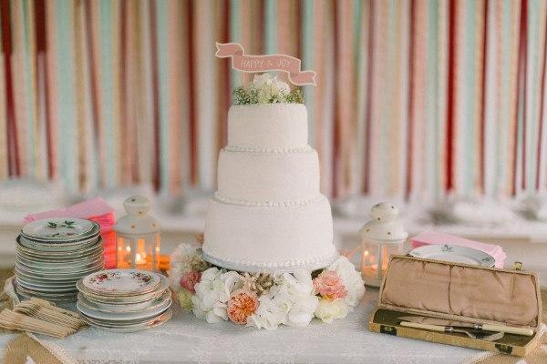 Как сохранить верхний ярус (шапку) свадебного торта