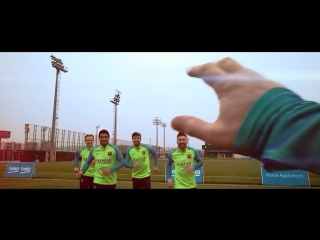 Win the chance to play at camp nou with beko!