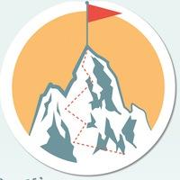 Логотип ЛУЧ Походы Сплавы Туризм Самара Тольятти