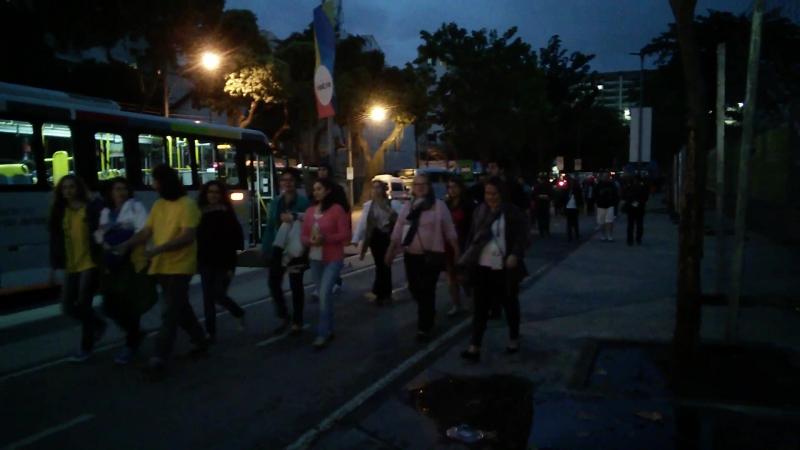 Бразилия. В день закрытия летних олимпийских игр 21.08.2016г.