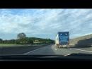Германия. Автобан. Скорость без ограничения😍🏎🚀